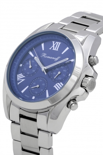 """Часы с вашим именем 10408СGG2 """"Romanoff"""""""