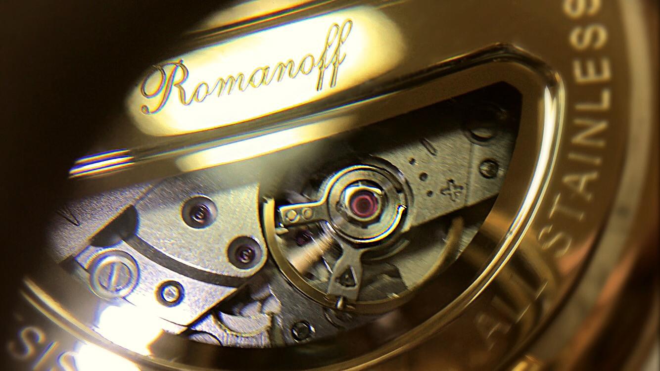 Модель 40509G1WL «Romanoff»