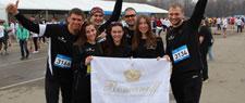 Покорение новых дистанций - Московский марафон 2016