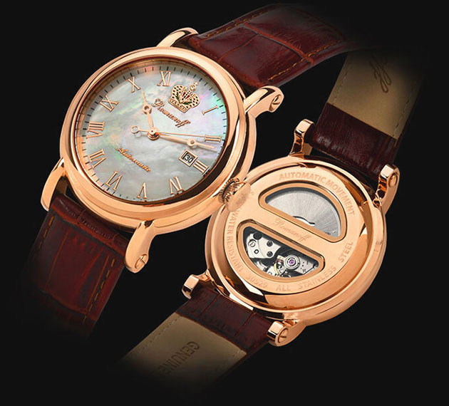 cdf0ce337dfe Наручные часы Romanoff